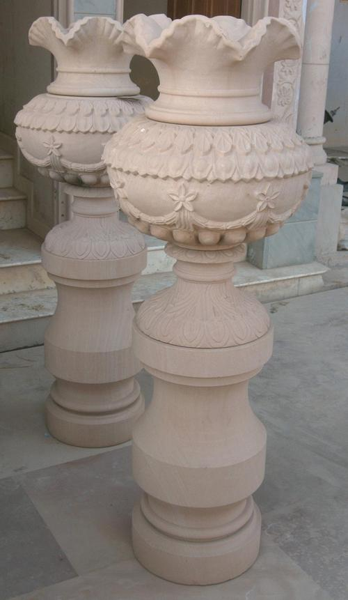 Handicraft Sandstone Pot