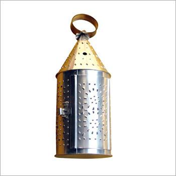 Brass Round Lantern