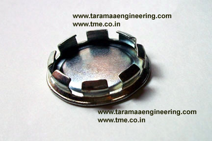Stainless Steel Knock Out Seal