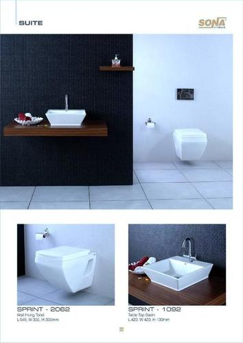 designer bathroom suites