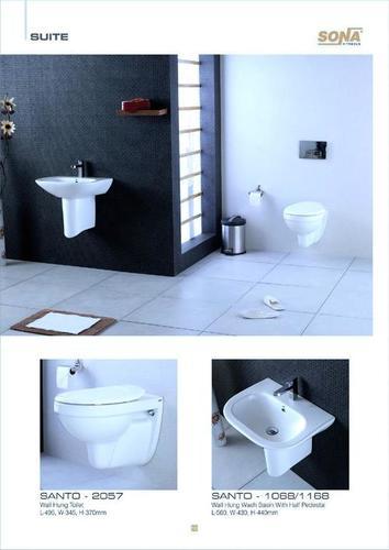 contemporary bathroom suites