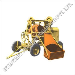 10-7 CFT Concrete Mixer