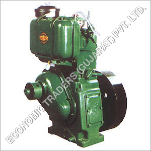 High Speed Diesel Engines ( Single Cylinder ) 8hp