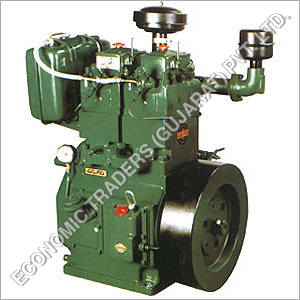 High Speed Diesel Engines ( Double Cylinder or Water Cooled )