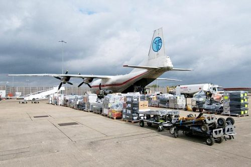Air Freight Forwarding Agency