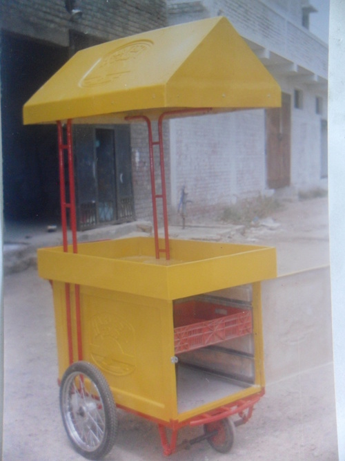 Bakery Cart Trolley