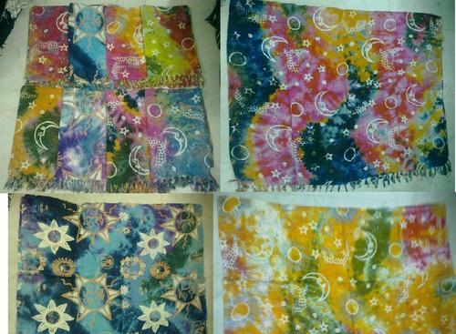Polyester Satin Sarongs