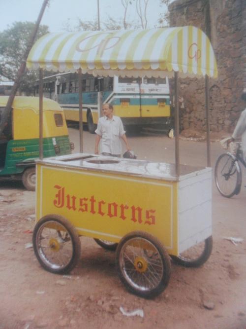 Corn Trolley