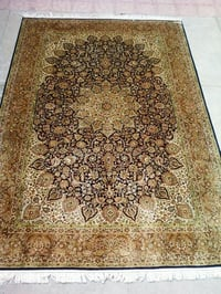 Soft Silk Floor Carpet