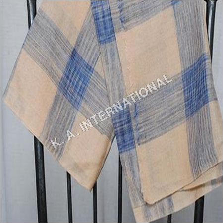 100 % Wool Yarn Dyed Checks