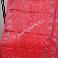 Kashmiri Woolen Printed Stole