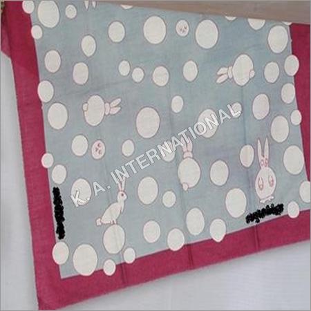 Wool Printed Square Scarfs