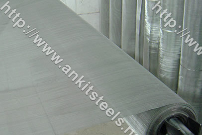 Industrial Stainless Steel Wiremesh