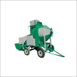 Reverse Concrete Mixer Plant