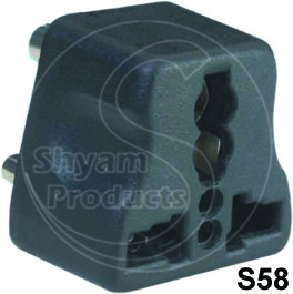 Universal Conversion Plug 3 Pin