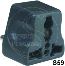 Universal Conversion Plug 2 Pin