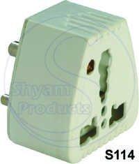 5-15 conv. Plug with Indicator