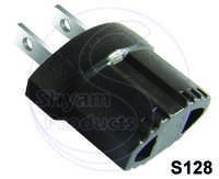Conversion plug 3 in 1 Flat Pin Copy