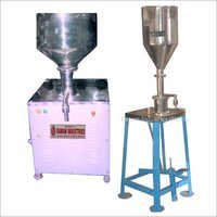 Paste Cream Tube Filling Machine