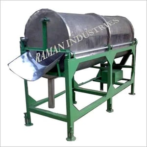 Rotary Fruit and Vegetable Washer