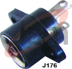 RF Plug Chasis Half Metal
