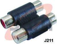 2RCA Socket  2 RCA Socket ( Plastic Protector cap