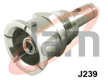 RF Antena Socket Chasis FR MNTG Screw Type WNut
