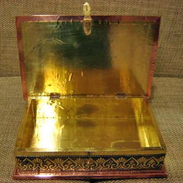 Hand Made Jewelry Box