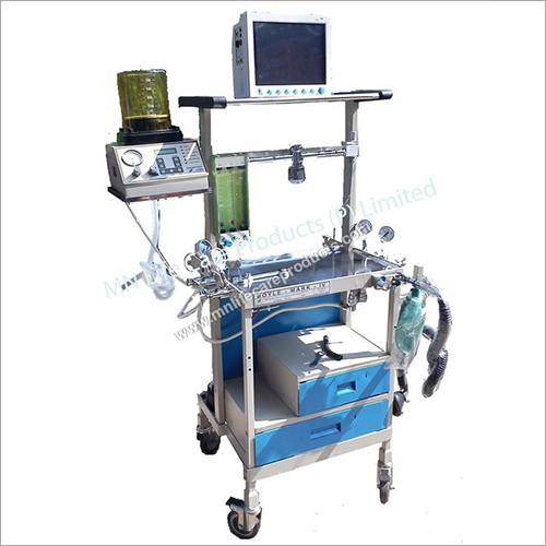 Anaesthesia Machine with ventilator