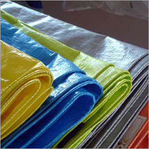 Coloured Tarpaulins