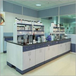 Modular Laboratory Furnitures