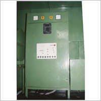 Filter Machine Control Panel