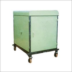 Filter Machine Enclosure