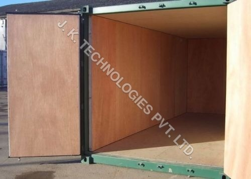 Ply Lined Container