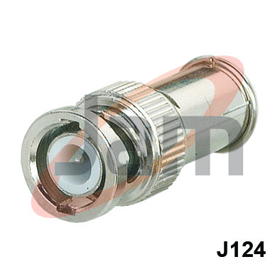 BNC Plug  RF Socket Adaptor
