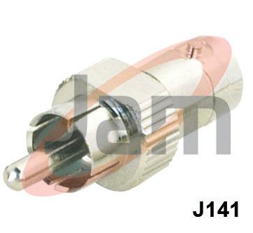 BNC Socket  RCA Plug