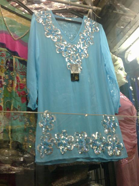 Beaded Tunics Of India