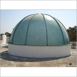 Commercial FRP Dome