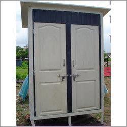 Fibre Mobile Toilet
