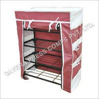 Non Woven Cloth Shoe Rack