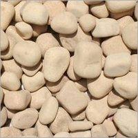 Yellow Tumbles Pebble Stone