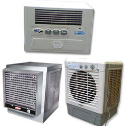 Electrical air coolers