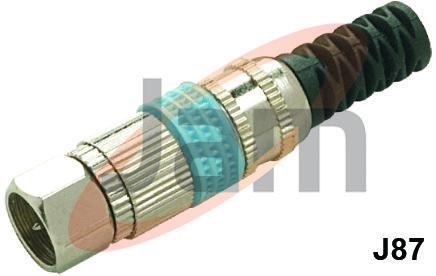 F Plug CAP Type  FM