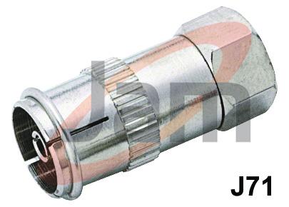 RF Socket  F Plug