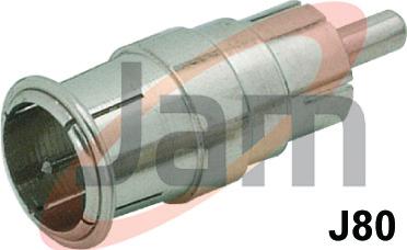RCA Plug  F Plug