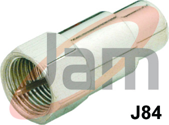 F Plug  RCA Socket