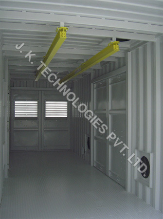 Process Enclosure Container
