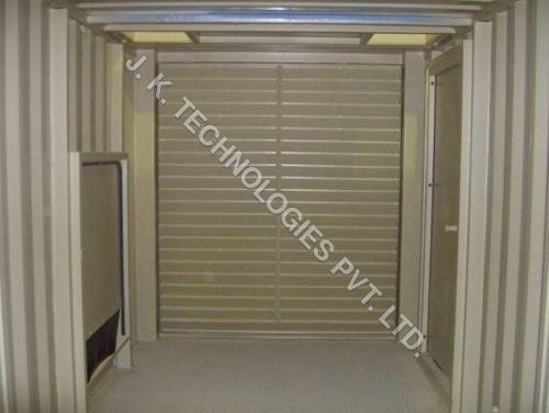 Generator/Equipment Container Enclosures