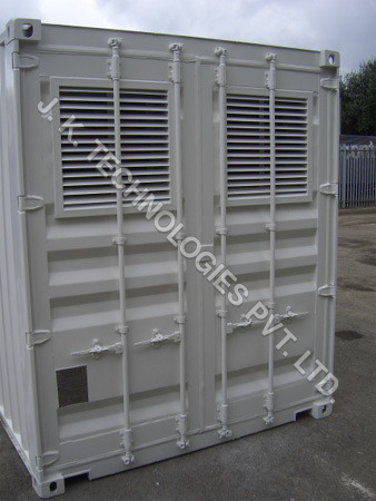 Equipment Enclosure Container