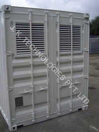 Equipment Enclosure Container